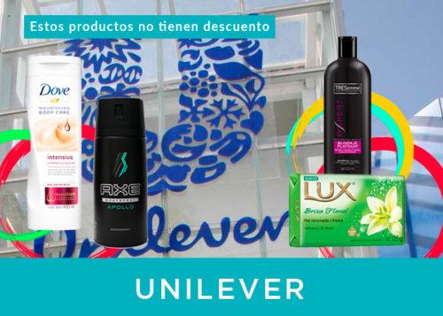 Lista Unilever