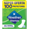 PROT. NOSOTRAS NORMAL 12X100