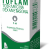 TOFLAM SOL. OFT. 5ML