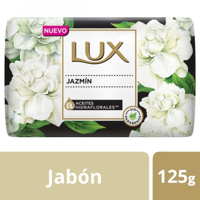LUX JAB JAZMIN 72X125G - Acc -  7791293037615 - Acc -  7791293037615
