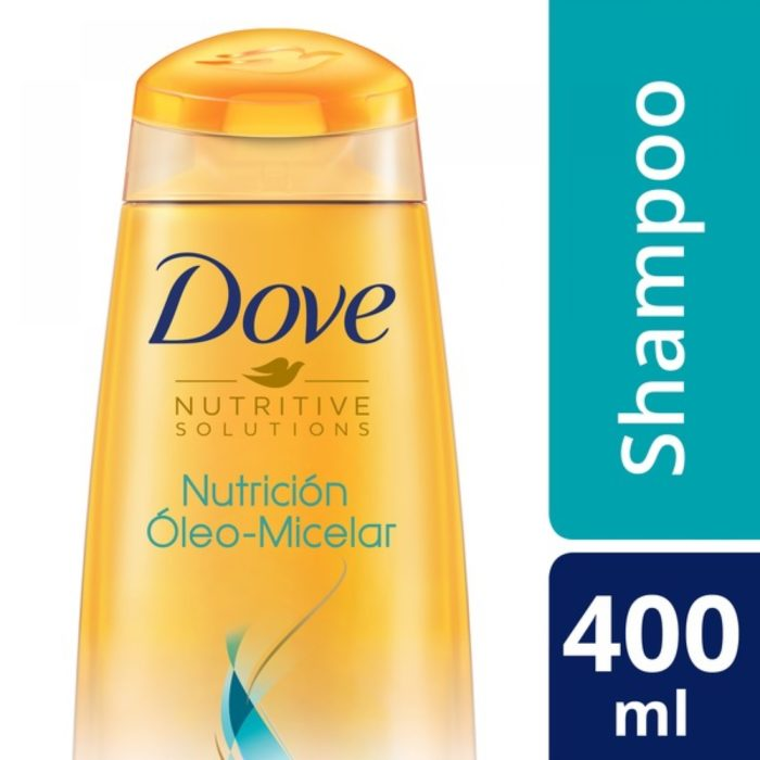 DOVE SH NUTRICION OLEO MICELAR 12X400ML - Acc - 7891150055223