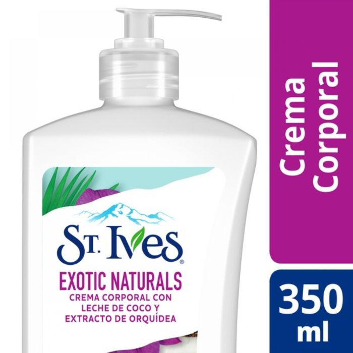 ST IVES CR EXOTIC NATURALS 6X350ML - Acc -  7791293033020 - Acc -  7791293033020