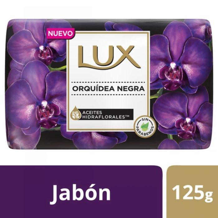 LUX JAB ORQUIDEA NEGRA 72X125G - Acc -  7791293037622 - Acc -  7791293037622