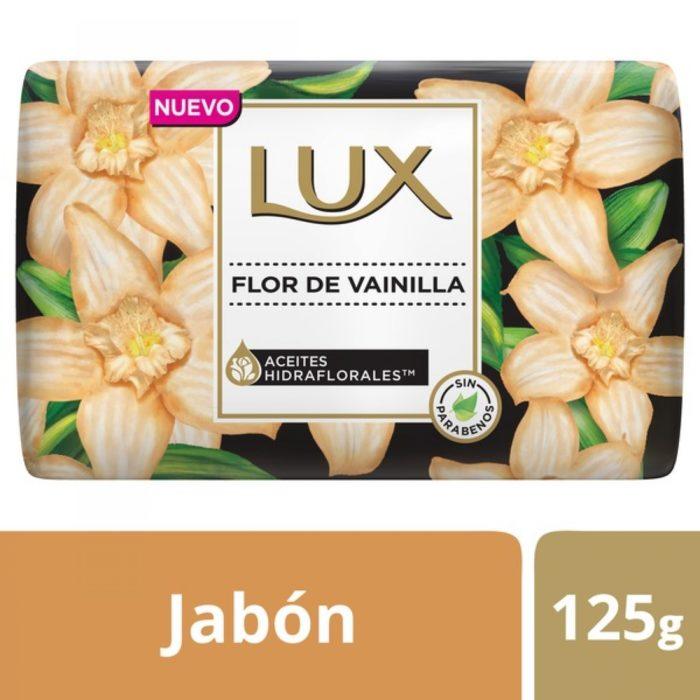 LUX JAB FLOR DE VAINILLA 72X125G - Acc -  7791293037646 - Acc -  7791293037646