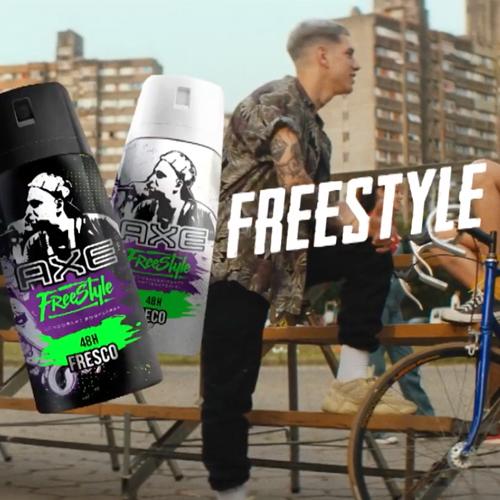 Axe freestyle