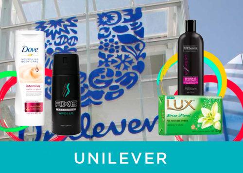 Promociones DDS Unilever