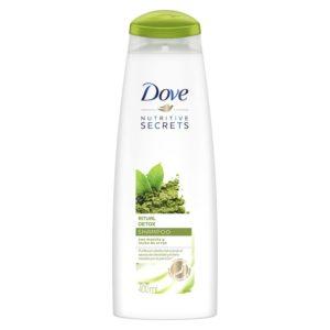 Dove Shampoo Ritual Detox