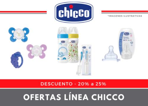 Ofertas Linea Chicco