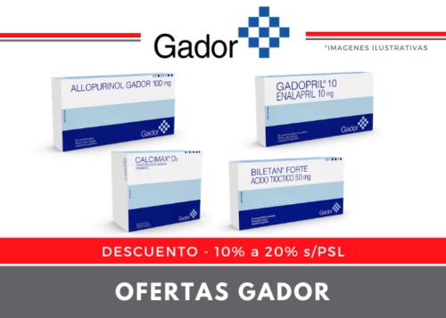 Ofertas Gador